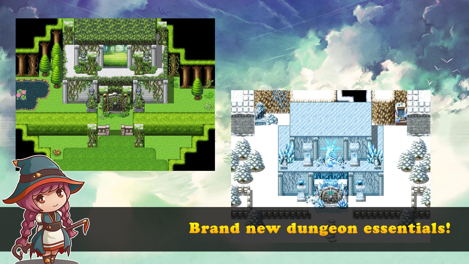 RPG Maker MV - Essentials Set screenshot