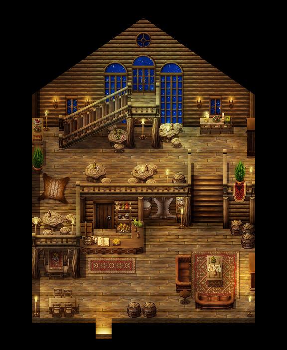 RPG Maker VX Ace - Ancient Dungeons: Base Pack screenshot
