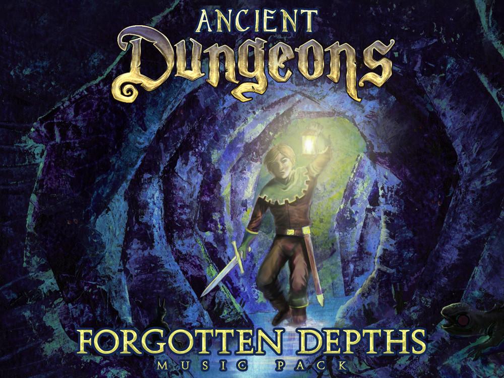 RPG Maker VX Ace - Ancient Dungeons: Forgotten Depths screenshot