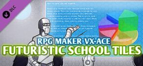 RPG Maker VX Ace - Futuristic School Tiles