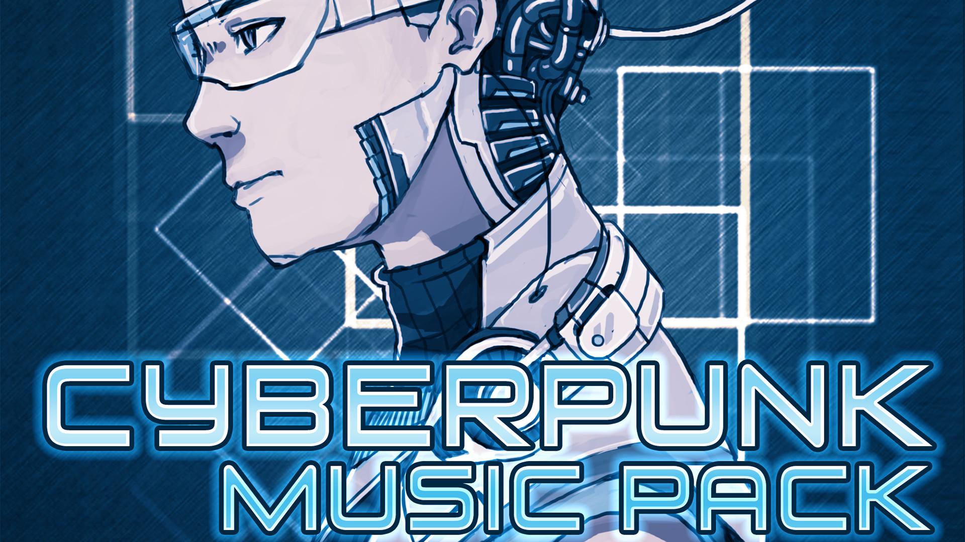RPG Maker VX Ace - Cyberpunk Music Pack screenshot