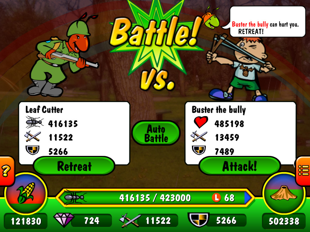 Ant War: Domination screenshot