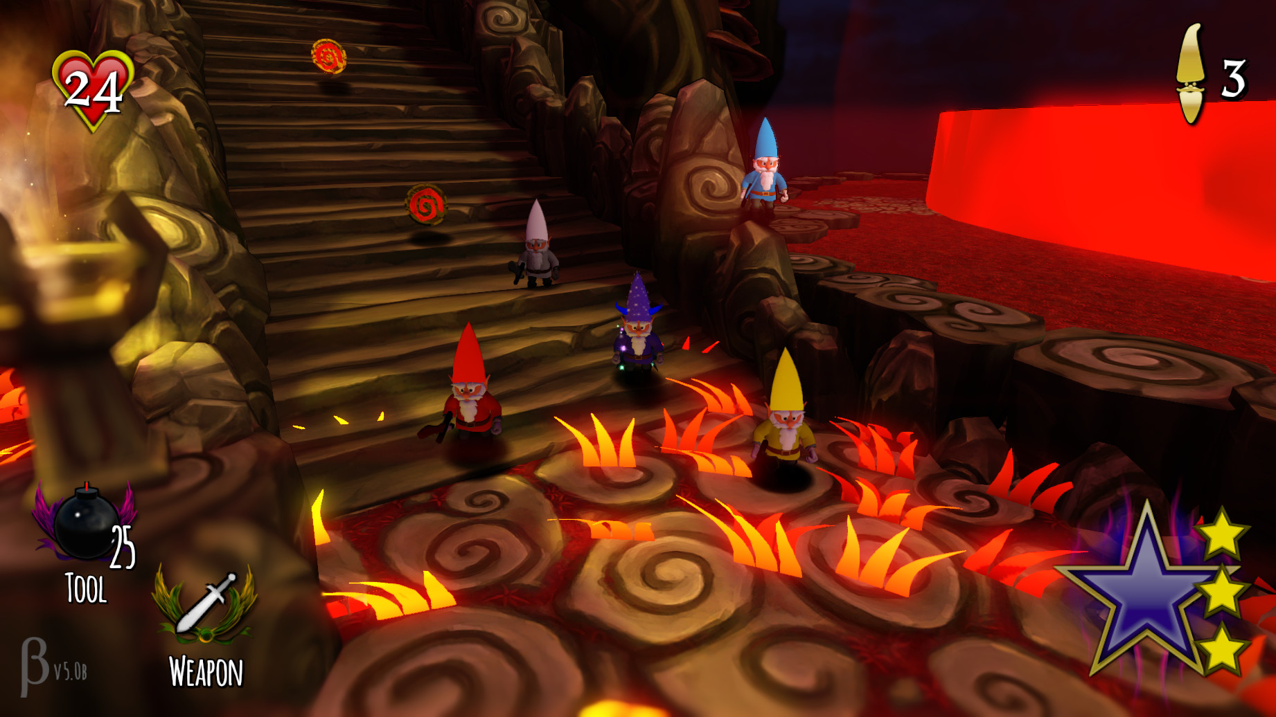 Gnomes Vs. Fairies: Greckel's Quest screenshot