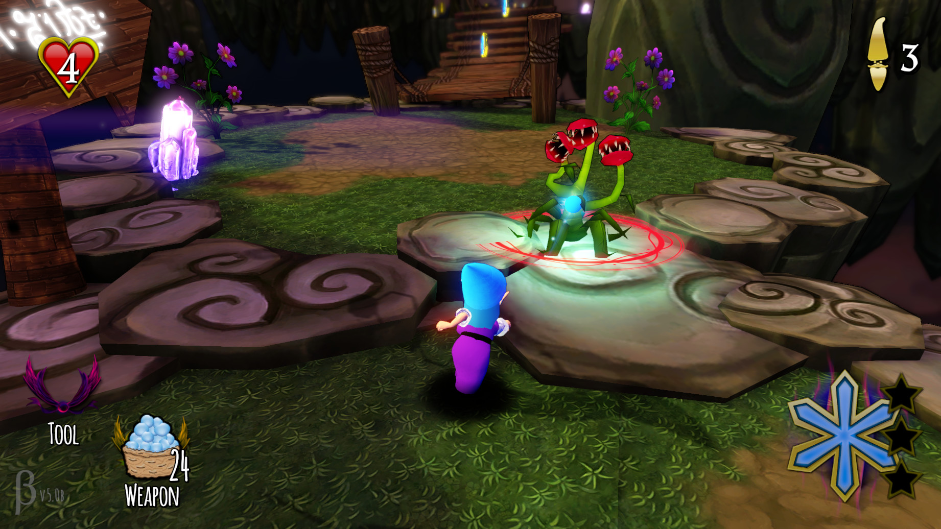 Gnomes Vs. Fairies Screenshot 2