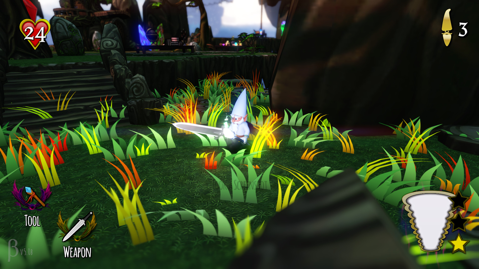 Gnomes Vs. Fairies Screenshot 3