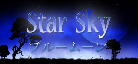 Star Sky - ブルームーン game image