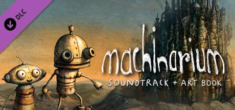 Machinarium Soundtrack + Art Book