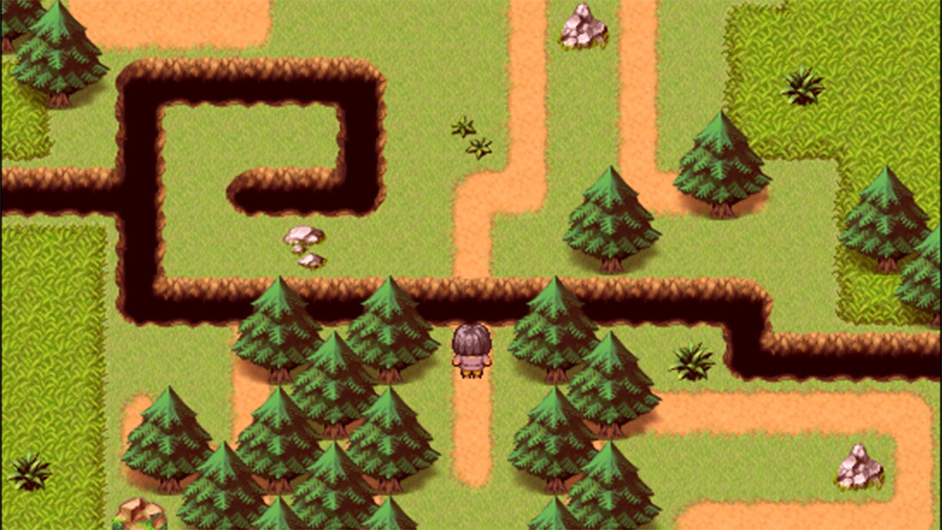 Legend of Mysteria RPG screenshot
