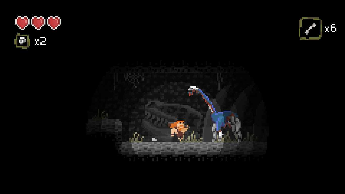 There Was A Caveman screenshot