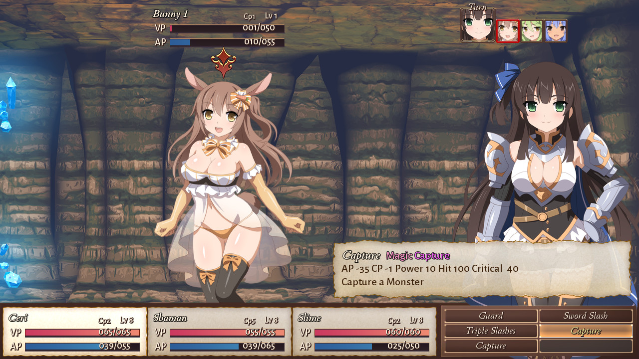 Sakura Dungeon screenshot