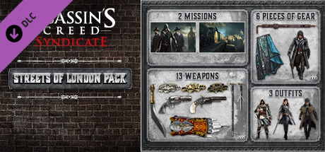 Assassin's Creed: Syndicate - Streets of London Pack