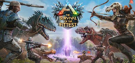 скачать игру через торрент ark survival of the fittest