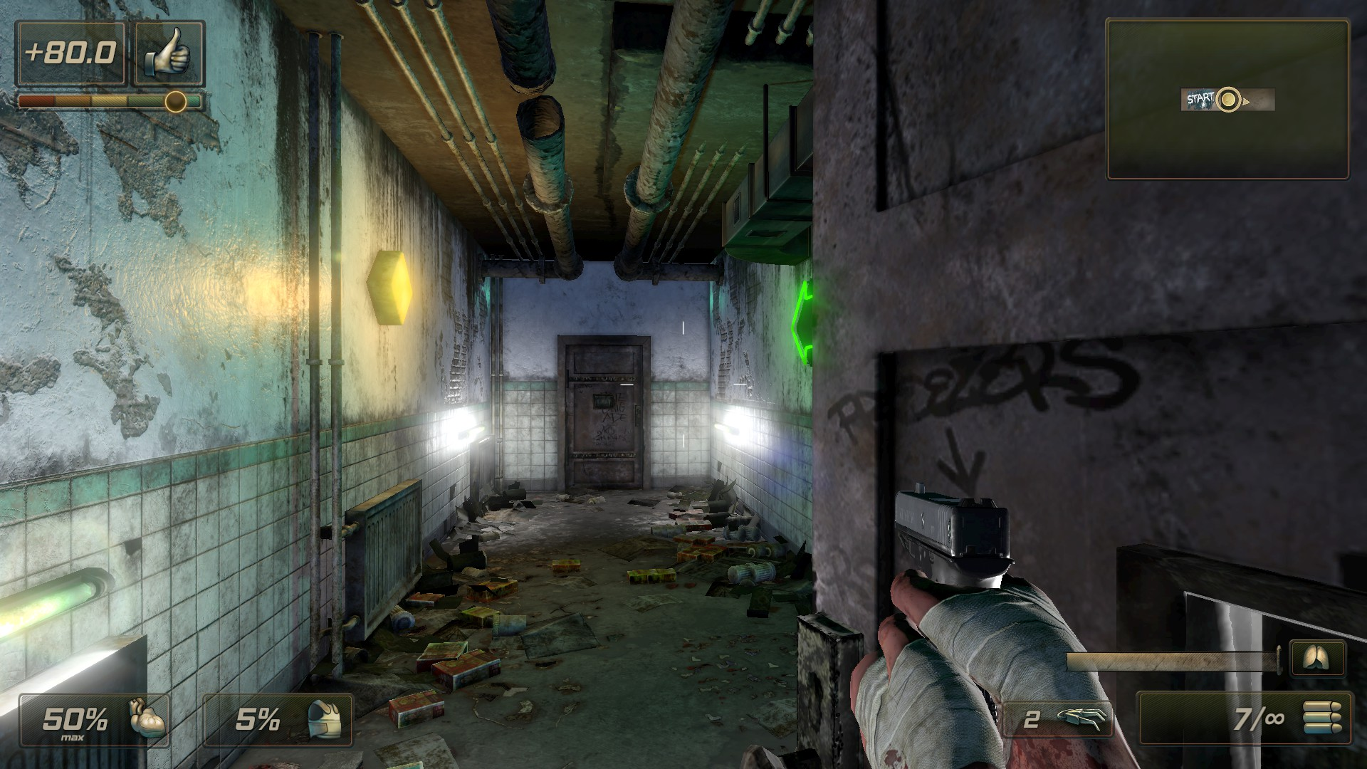 Killing Room screenshot