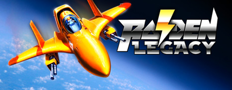 Now Available on Steam - Raiden Legacy, 25% off!