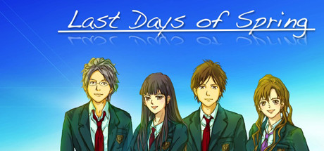 Last Days of Spring Visual Novel game image