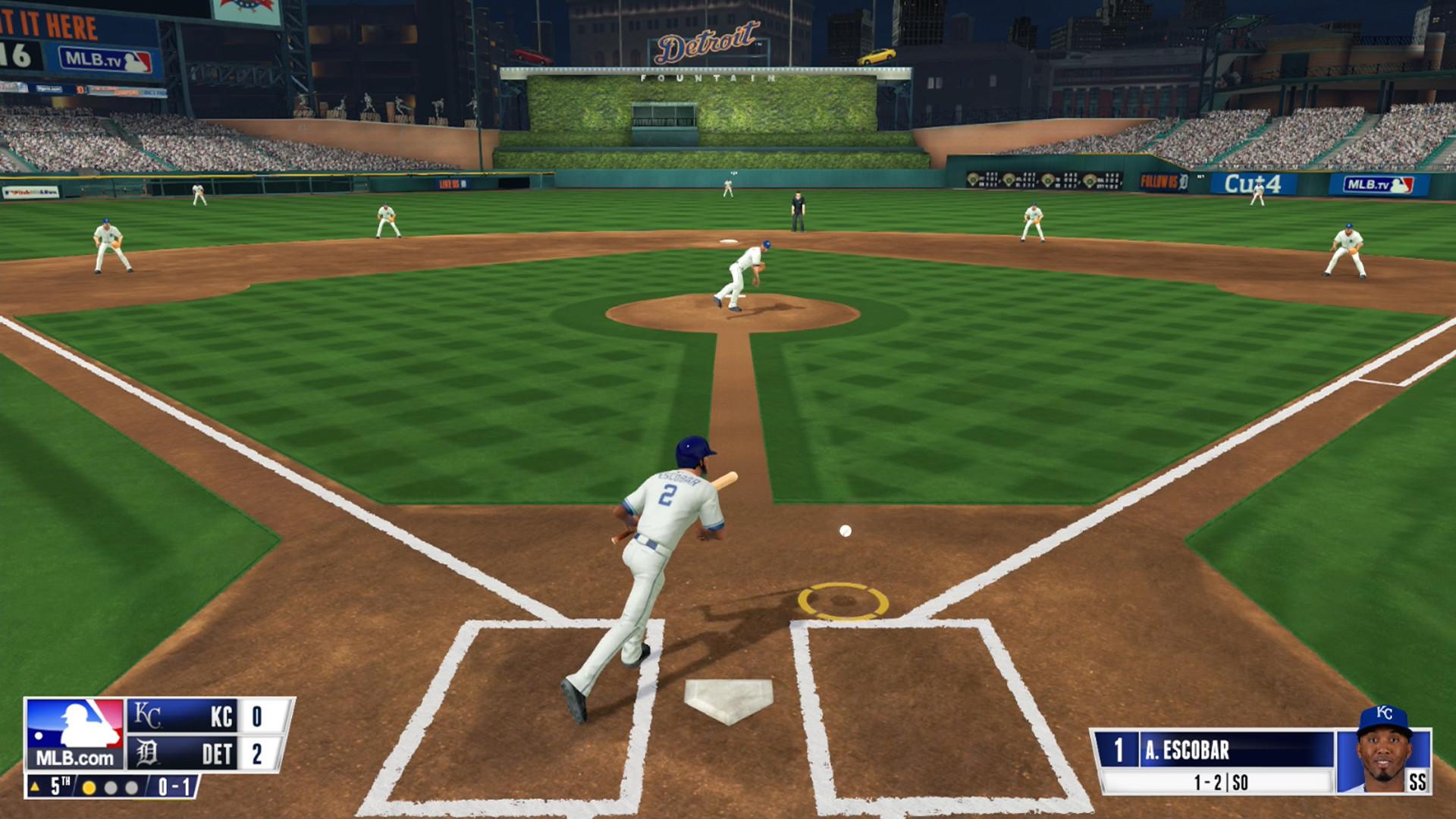 R.B.I. Baseball 16 image 2