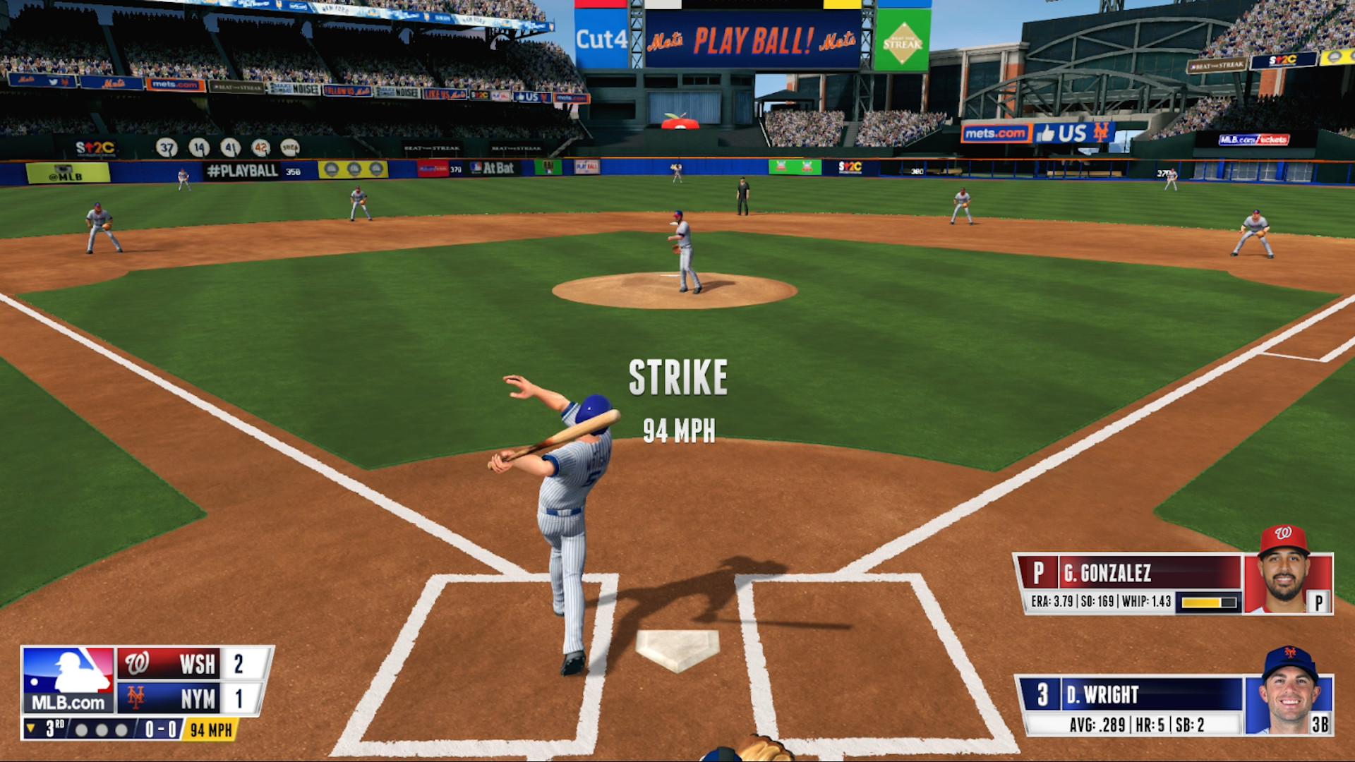 R.B.I. Baseball 16 image 1