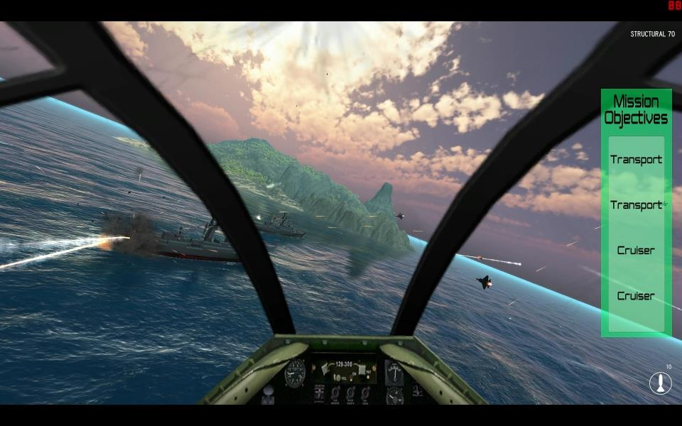 Operation: Global Shield Screenshot 2