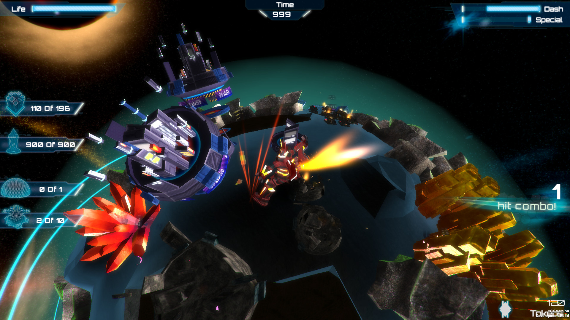 Space Overlords screenshot