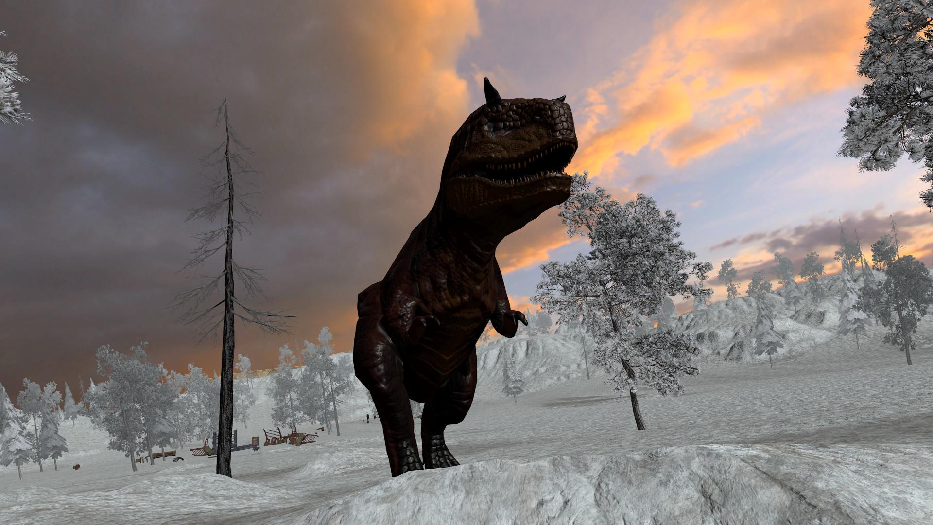 Dinosaur Hunt - Carnotaurus Expansion Pack screenshot