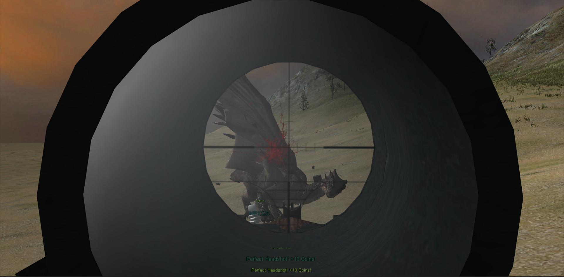 Dinosaur Hunt - Dragon Hunter Expansion Pack screenshot