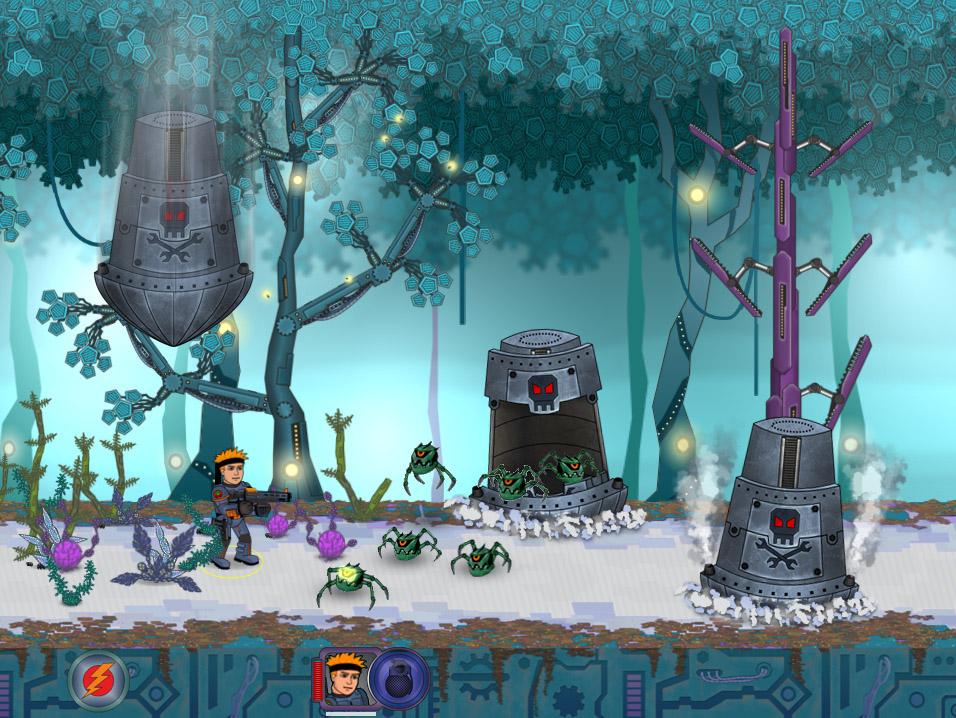 Planet R-12 screenshot