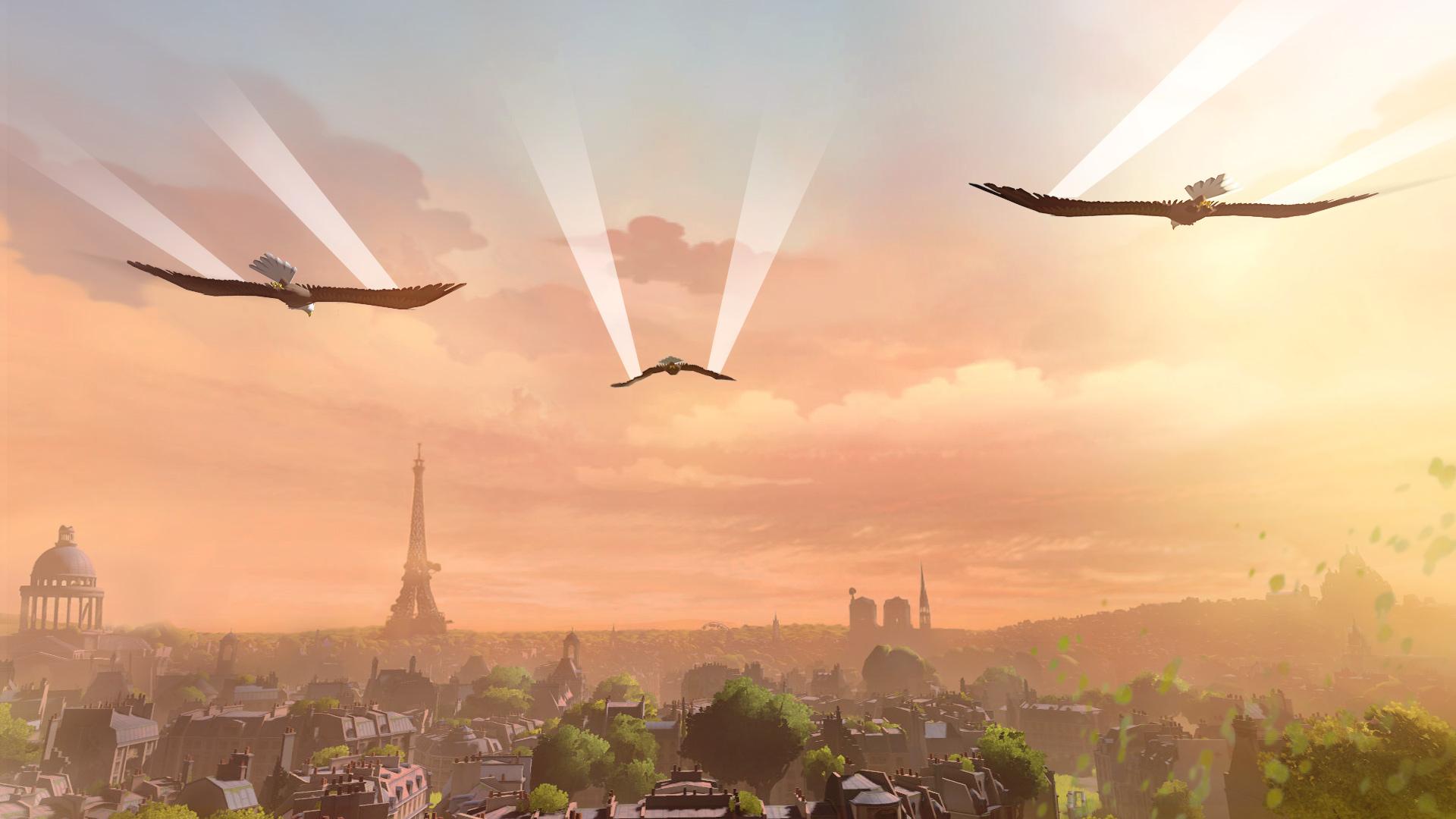 Eagle Flight screenshot