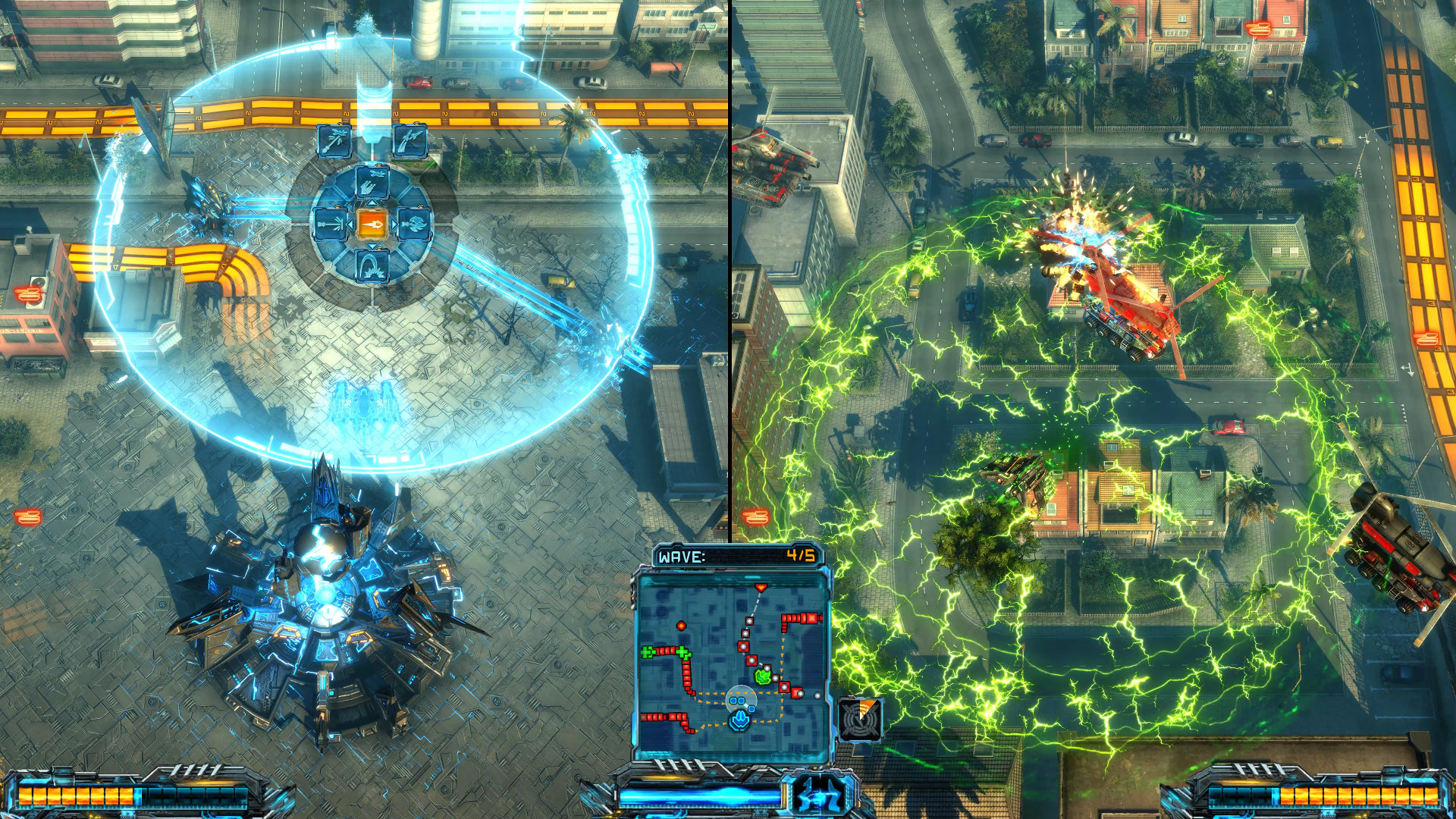 X-Morph: Defense screenshot
