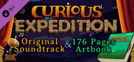 Curious Expedition OST & Artbook