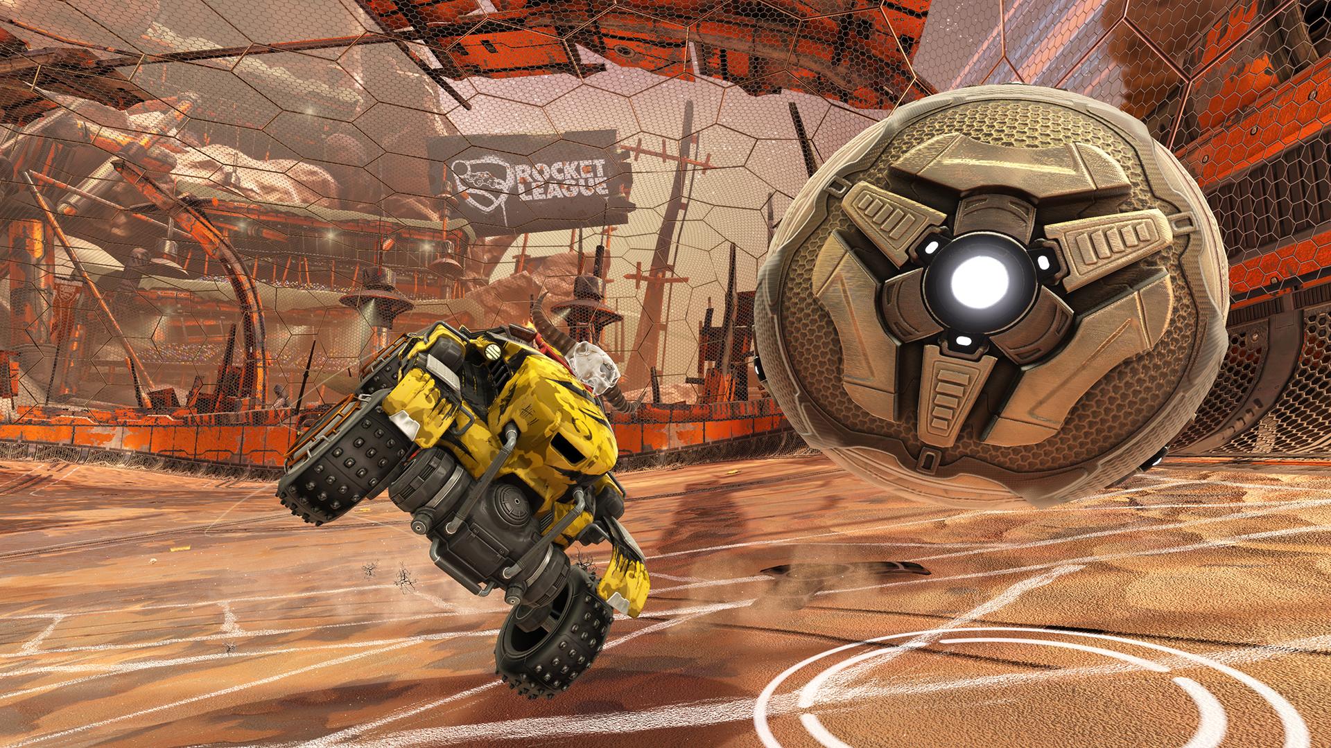 Rocket League - Chaos Run DLC Pack screenshot