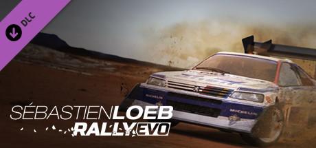 Sébastien Loeb Rally EVO - Pikes Peak Pack Peugeot 405 T 16 PP