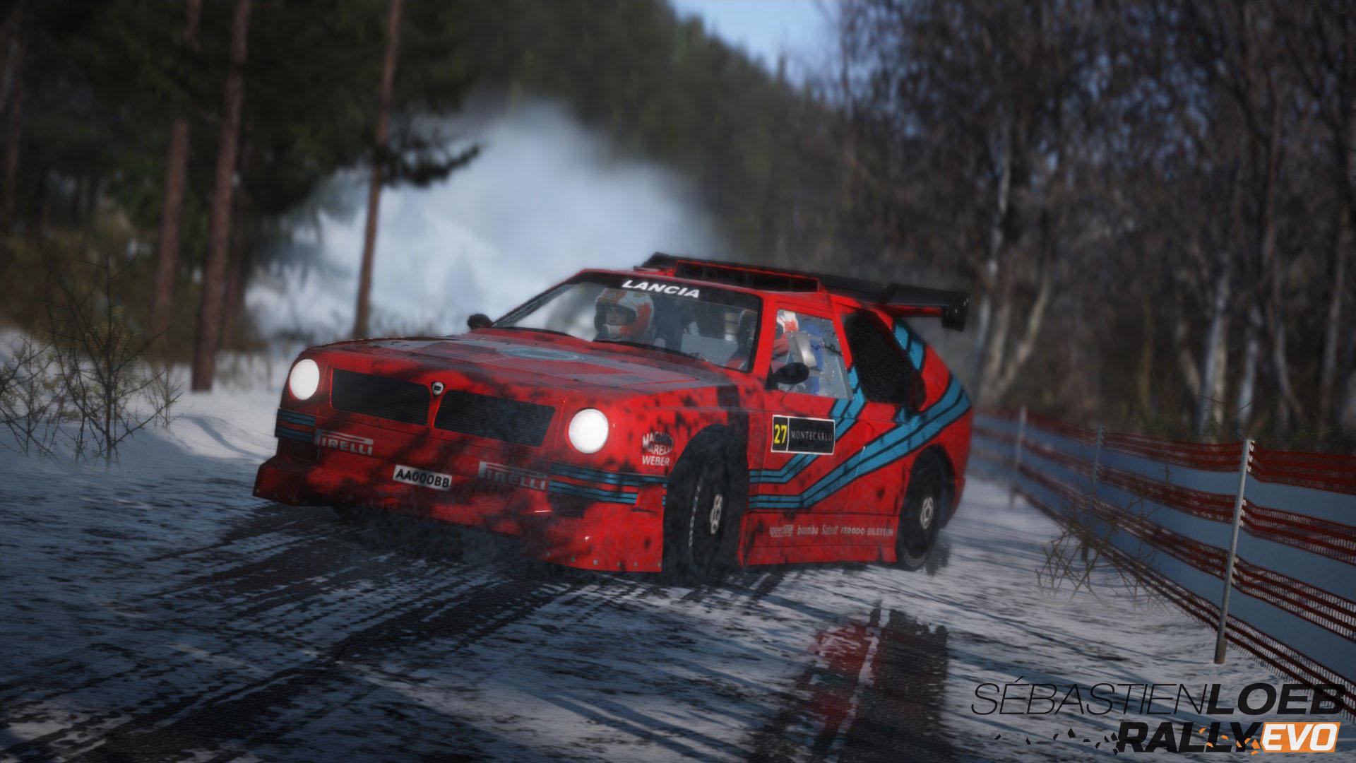 Sébastien Loeb Rally EVO - Class S The Prototypes screenshot