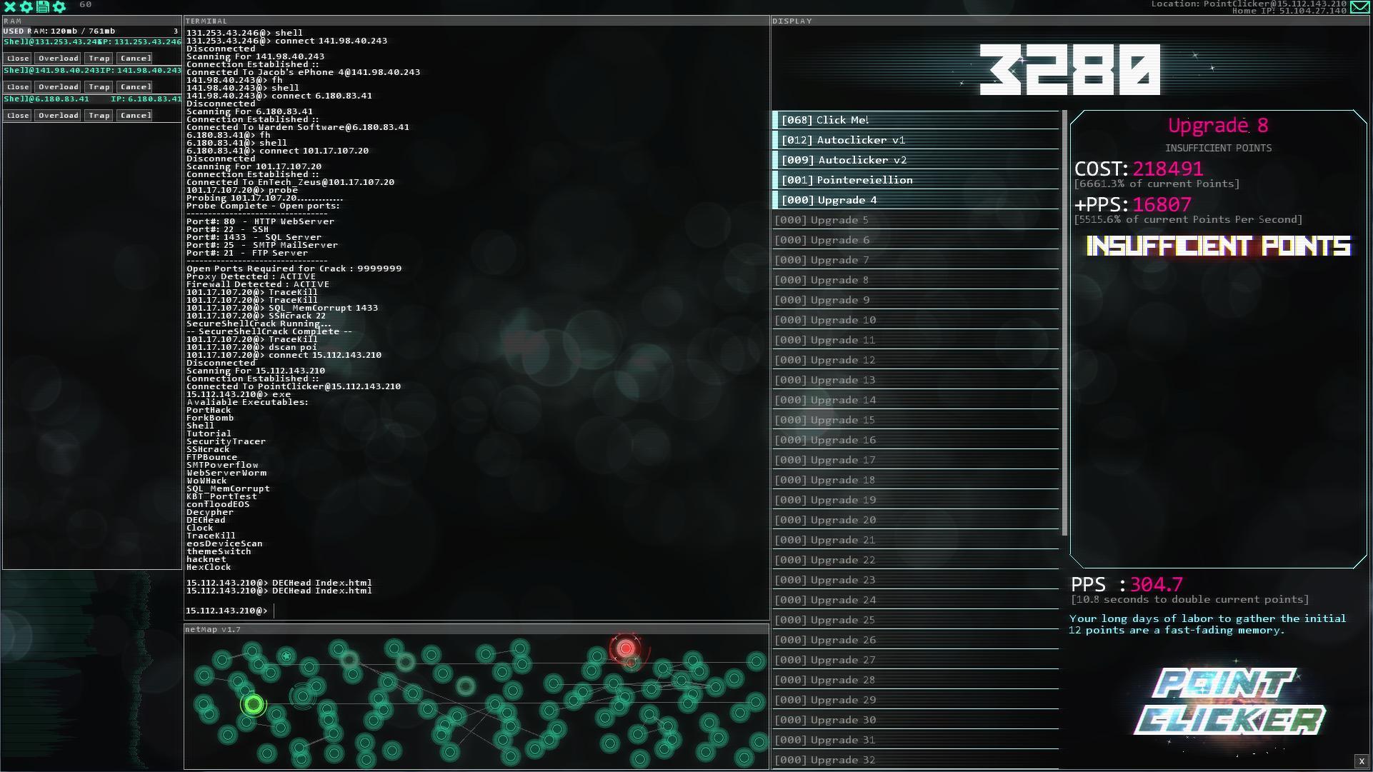 Hacknet Official Soundtrack screenshot