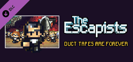 The Escapists - Duct Tapes are Forever Steam DLC