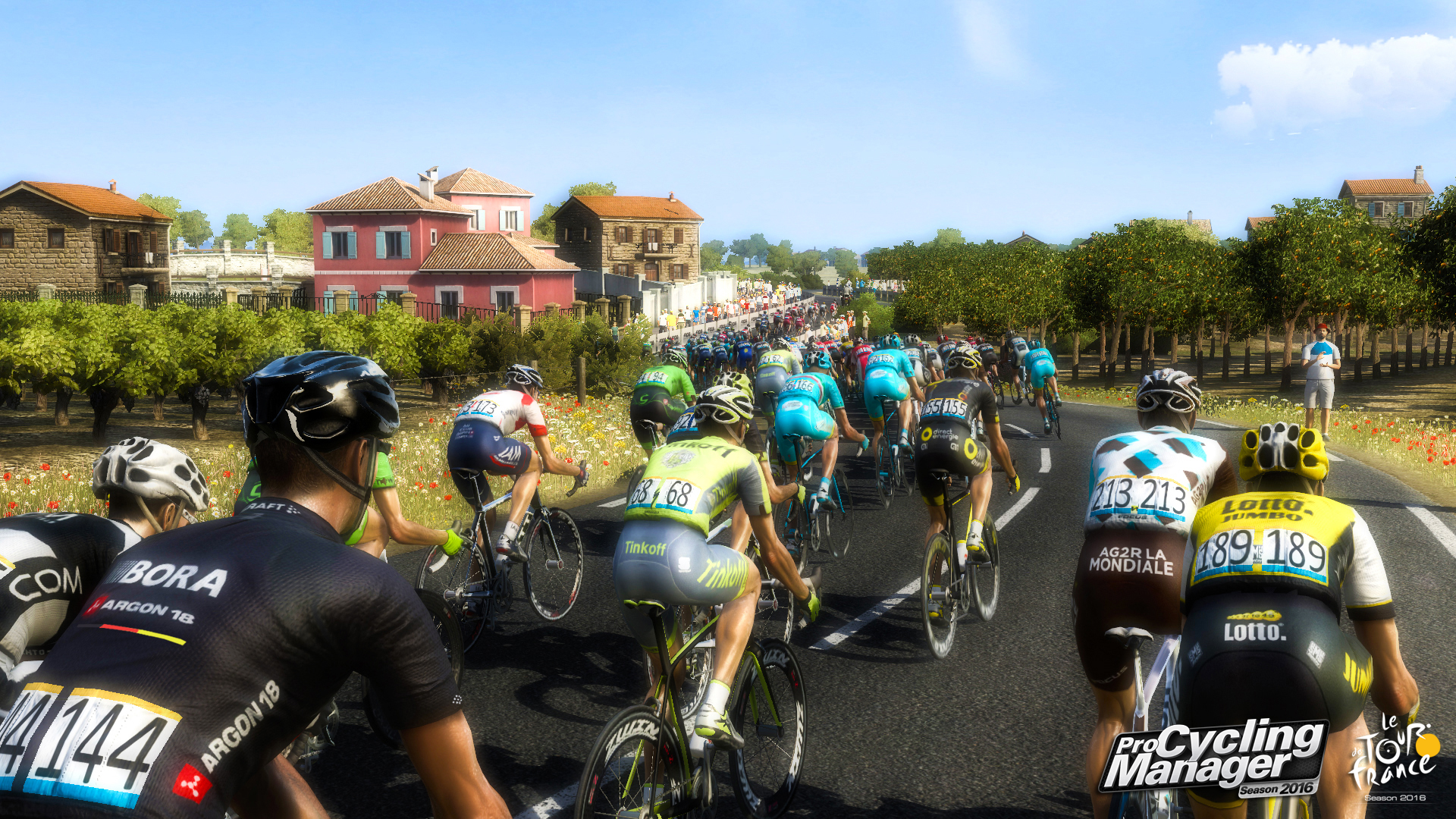 Pro Cycling Manager 2016 (ENG/MULTI10) [Repack]
