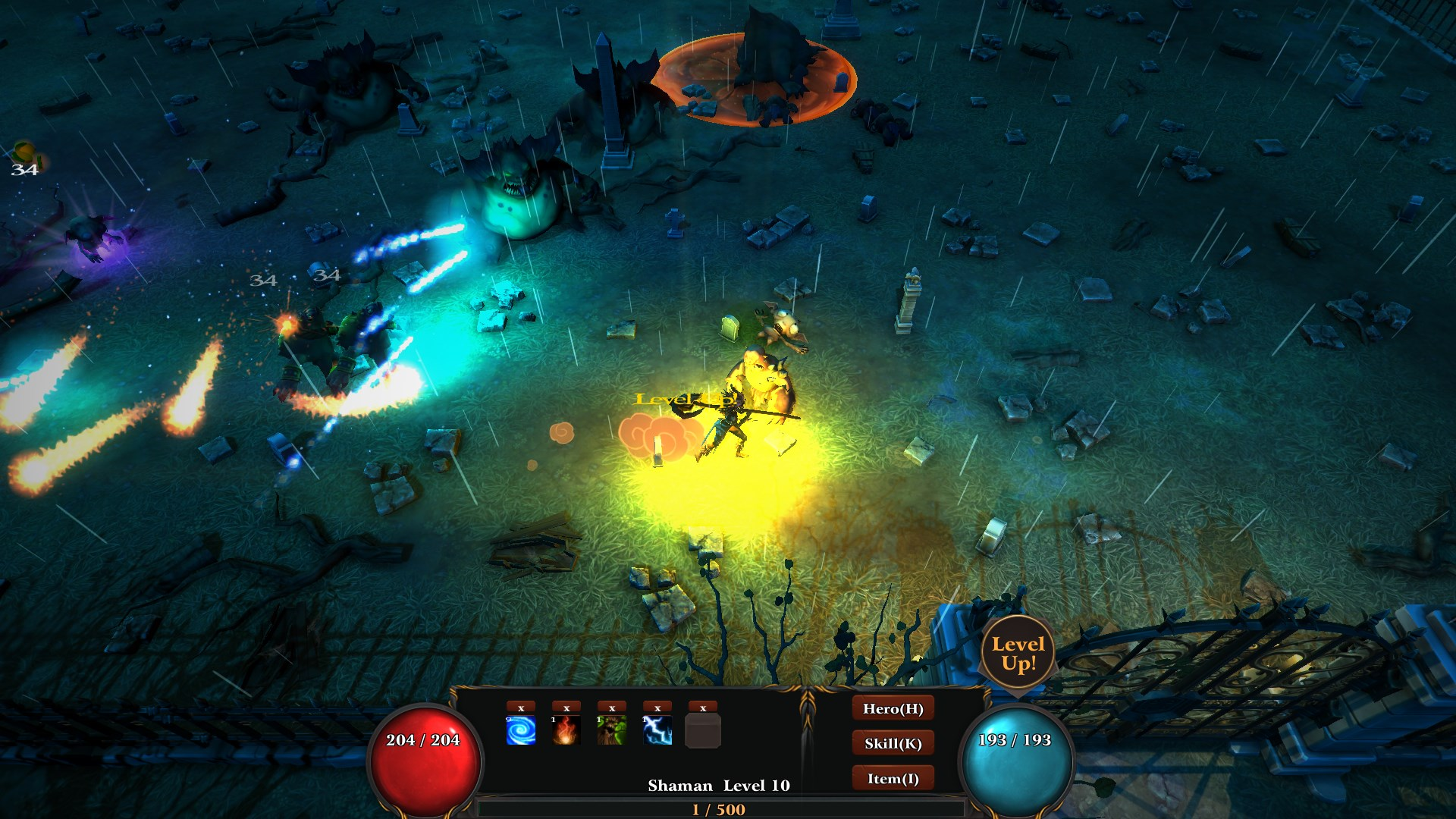 Herolike Screenshot 3