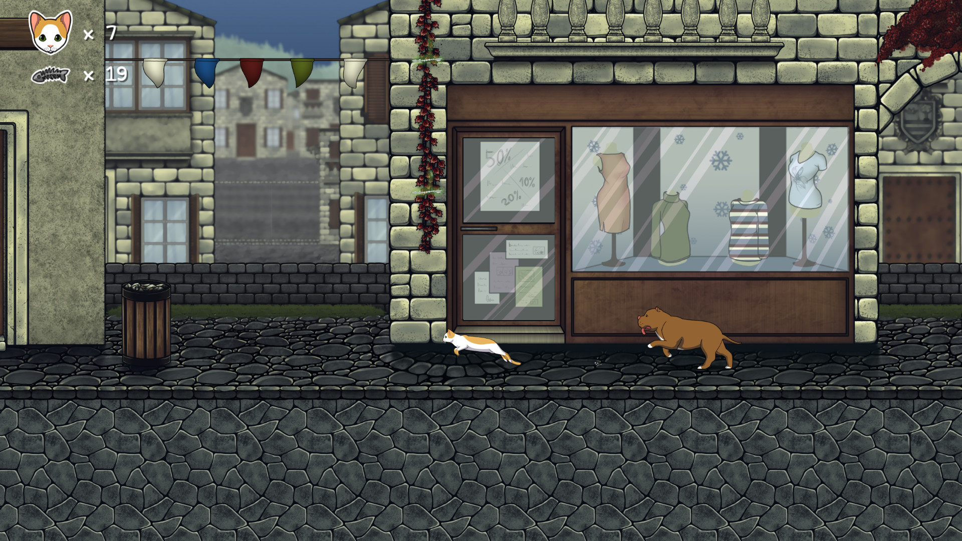 The Purring Quest screenshot