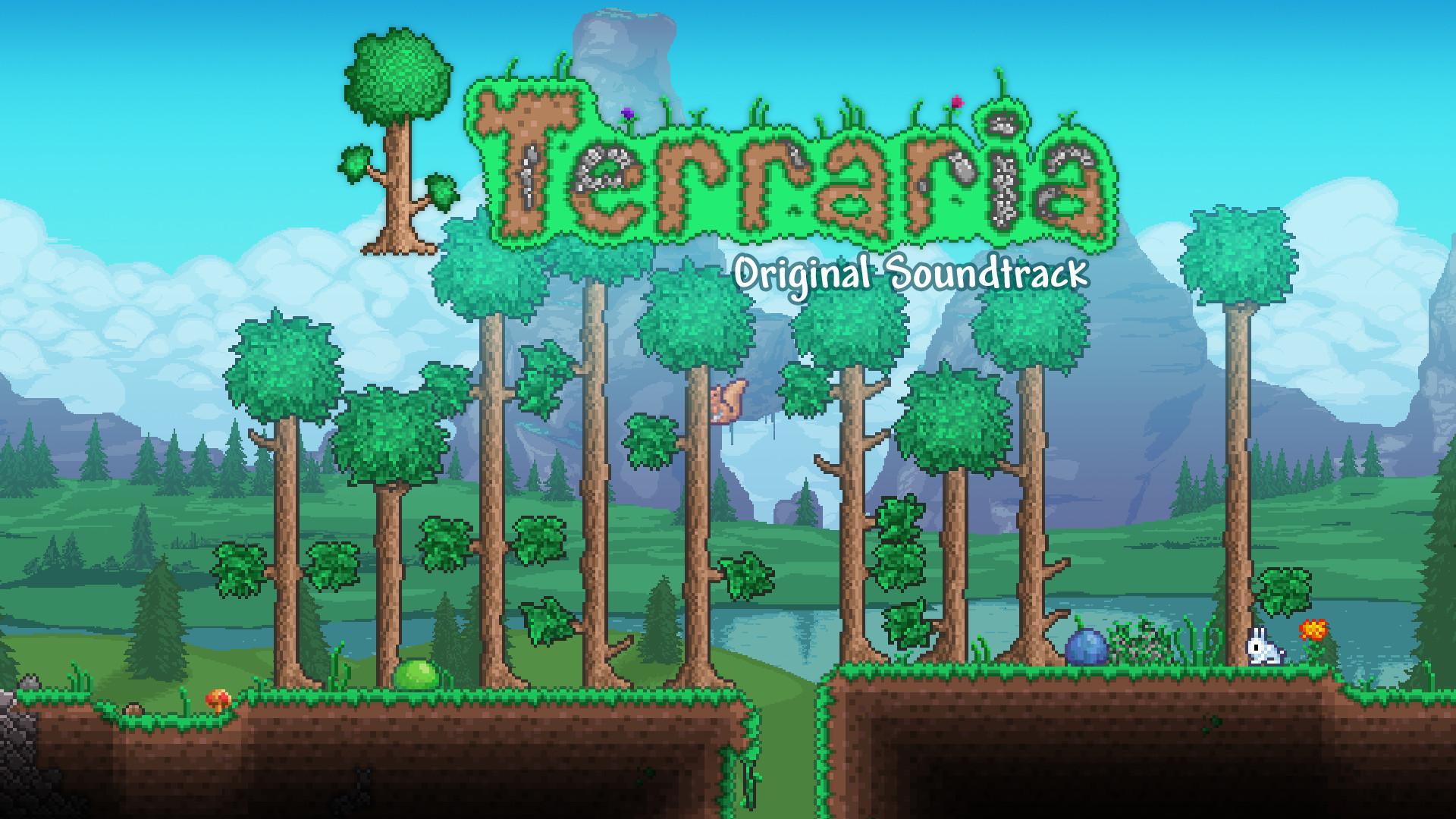 Terraria: Official Soundtrack screenshot