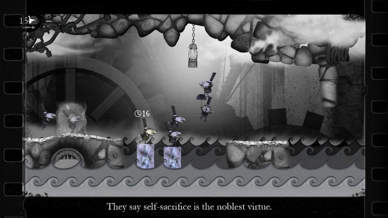 The Misadventures of P.B. Winterbottom screenshot