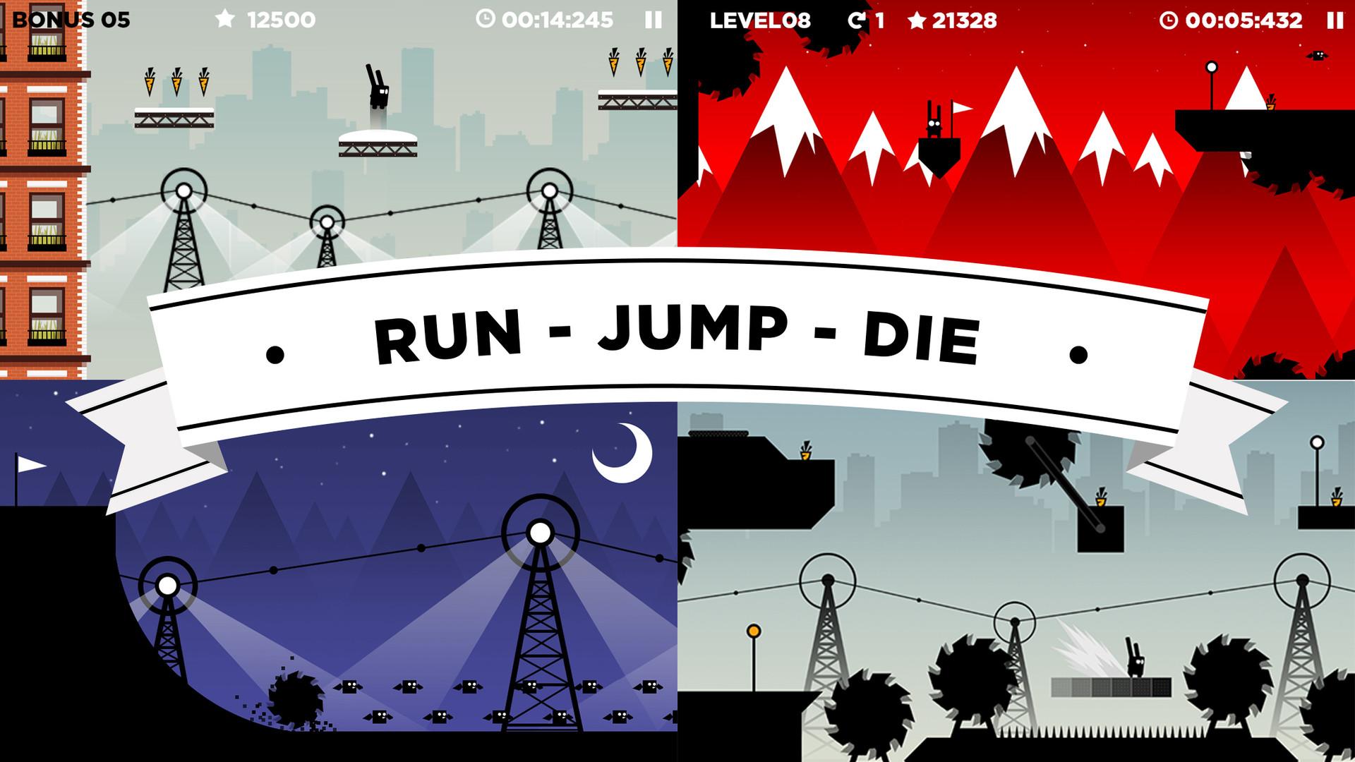 Run Rabbit Run | PC