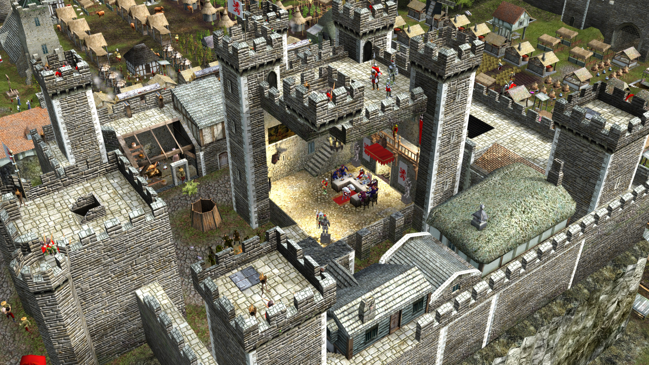 Stronghold 2: Steam Edition screenshot