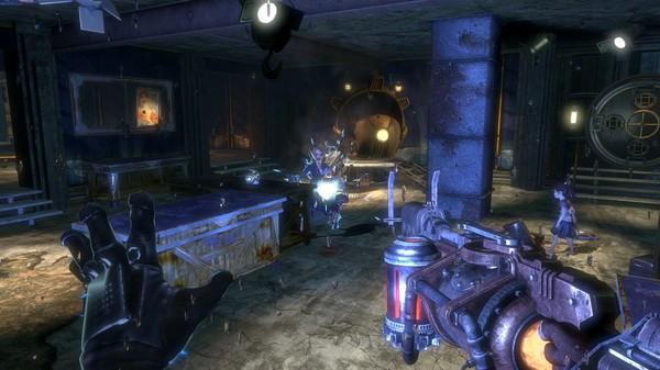 BioShock 2 Remastered v1.0 Plus 15 Trainer-FLiNG