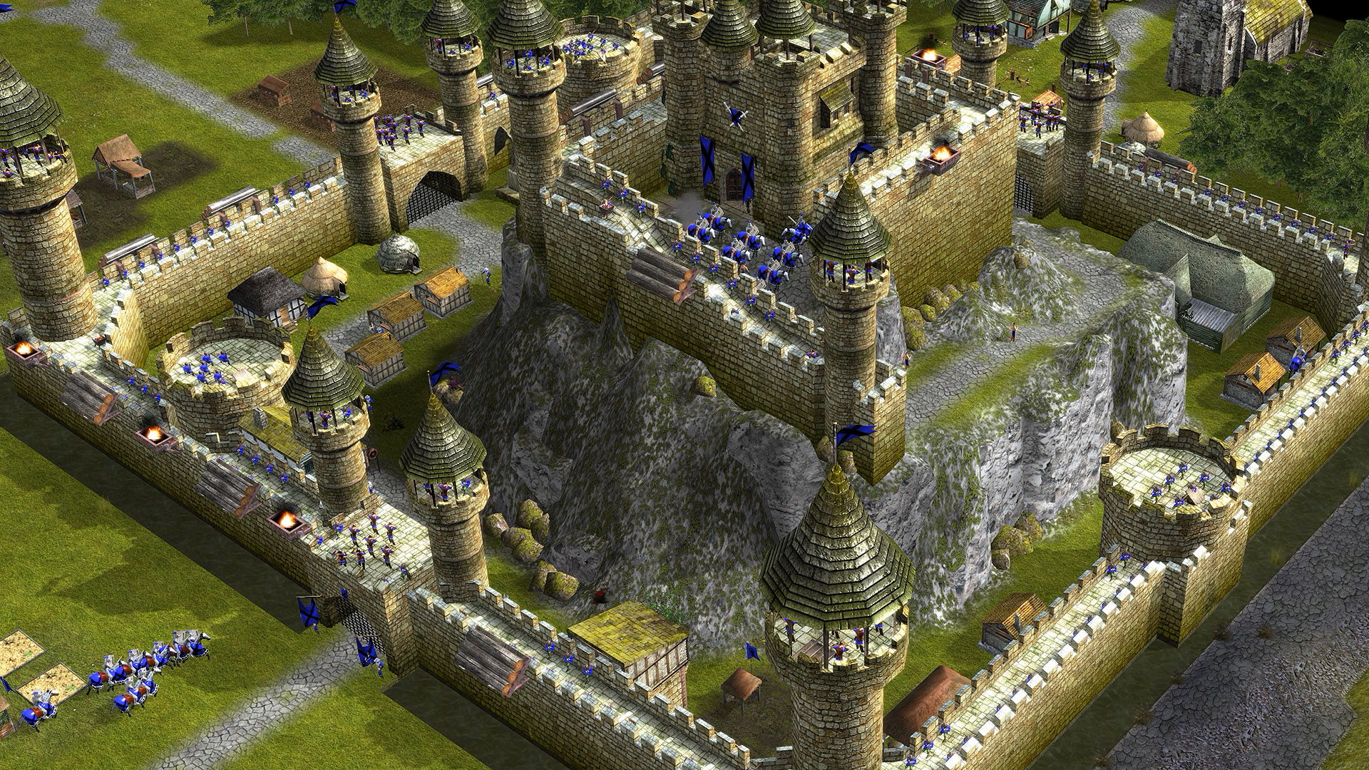 Stronghold Legends: Steam Edition Screenshot 1