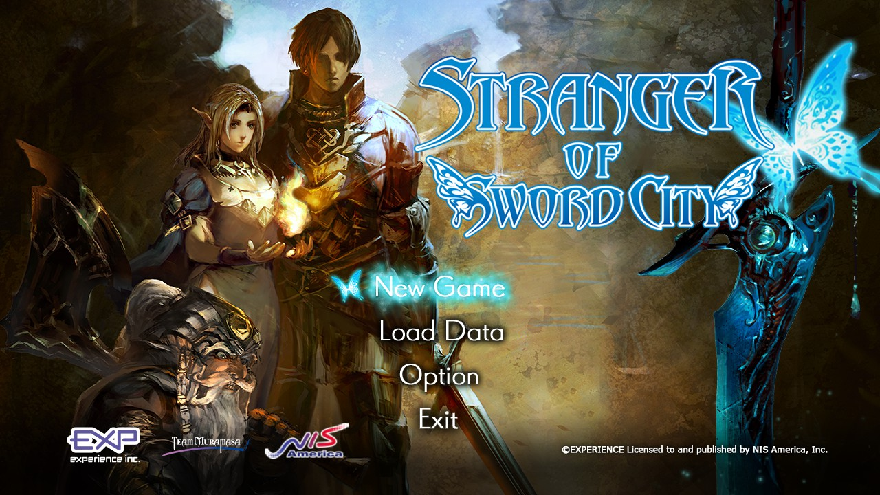 Stranger of Sword City (ENG/JAP) [Repack]