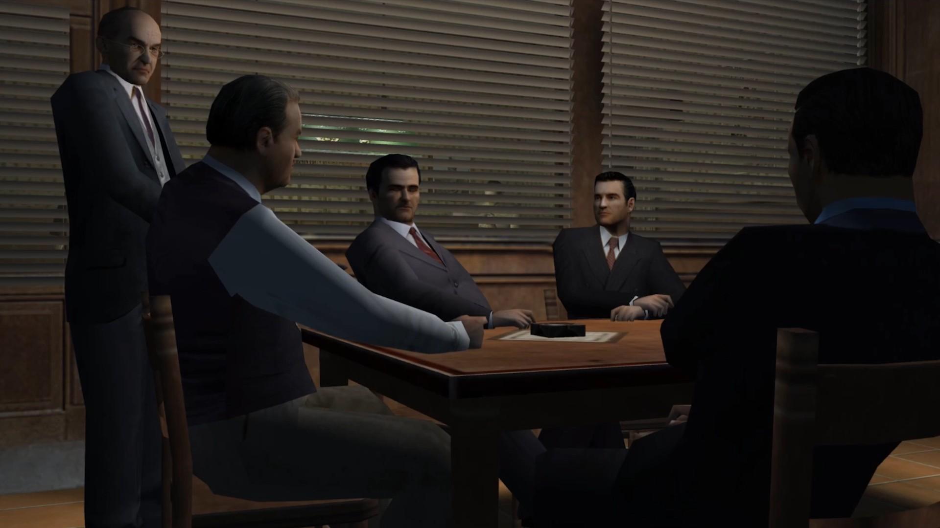 Mafia screenshot