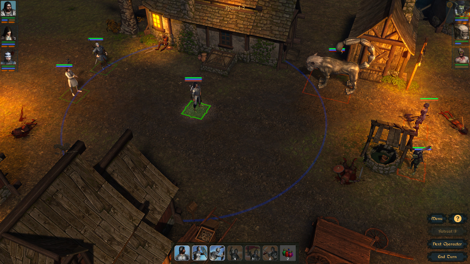 The Storm Guard: Darkness Screenshot 2