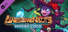 Awesomenauts - Wicked Coco Skin