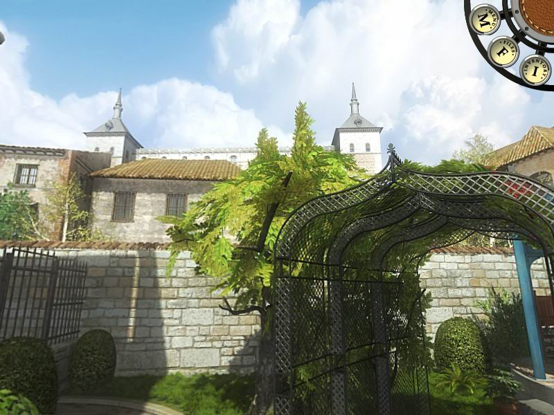 AGON - The Lost Sword of Toledo screenshot