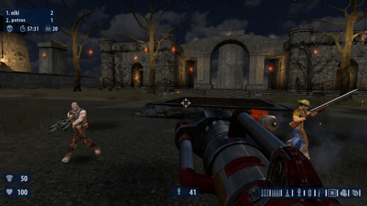 City Simulation Games >> Download Serious Sam HD: The Second Encounter Full PC Game