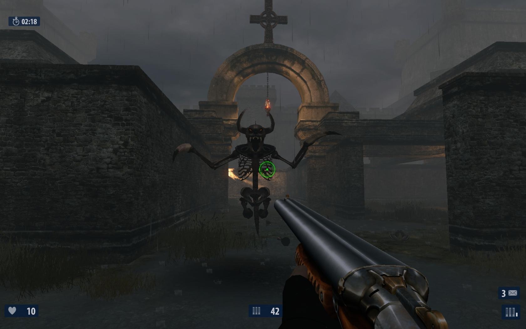 Serious Sam HD: The Second Encounter screenshot